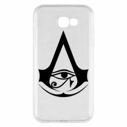 Чохол для Samsung A7 2017 Assassin's Creed Origins logo