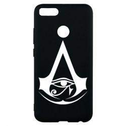 Чохол для Xiaomi Mi A1 Assassin's Creed Origins logo