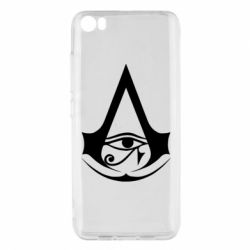 Чохол для Xiaomi Mi5/Mi5 Pro Assassin's Creed Origins logo