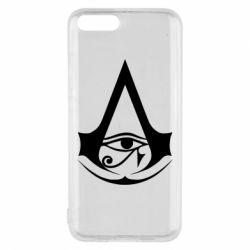 Чохол для Xiaomi Mi6 Assassin's Creed Origins logo