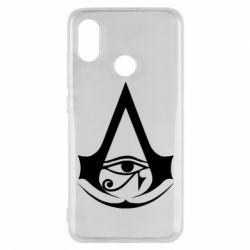 Чохол для Xiaomi Mi8 Assassin's Creed Origins logo