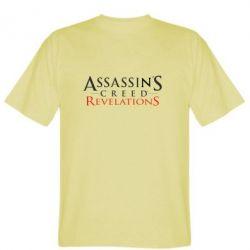 Чоловіча футболка Assassin's Creed Revelations