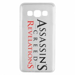 Чохол для Samsung A3 2015 Assassin's Creed Revelations