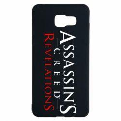 Чохол для Samsung A5 2016 Assassin's Creed Revelations