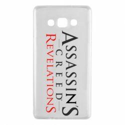 Чохол для Samsung A7 2015 Assassin's Creed Revelations