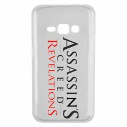Чохол для Samsung J1 2016 Assassin's Creed Revelations