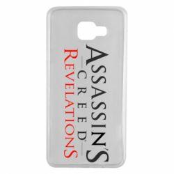 Чохол для Samsung A7 2016 Assassin's Creed Revelations