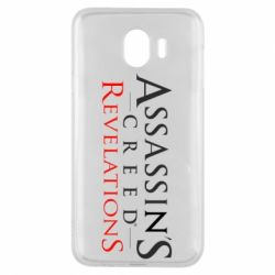 Чохол для Samsung J4 Assassin's Creed Revelations