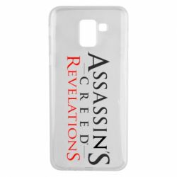 Чохол для Samsung J6 Assassin's Creed Revelations