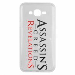 Чохол для Samsung J7 2015 Assassin's Creed Revelations