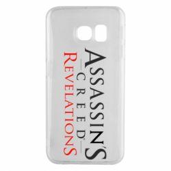 Чохол для Samsung S6 EDGE Assassin's Creed Revelations