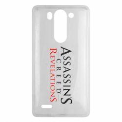 Чехол для LG G3 mini/G3s Assassin's Creed Revelations - FatLine
