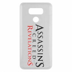 Чехол для LG G6 Assassin's Creed Revelations - FatLine