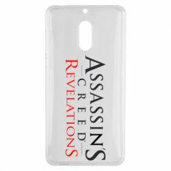 Чехол для Nokia 6 Assassin's Creed Revelations - FatLine