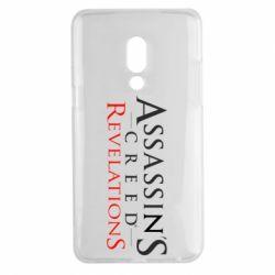 Чехол для Meizu 15 Plus Assassin's Creed Revelations - FatLine