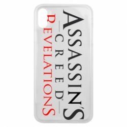Чохол для iPhone Xs Max Assassin's Creed Revelations