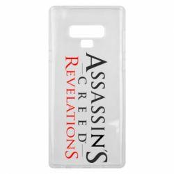 Чохол для Samsung Note 9 Assassin's Creed Revelations
