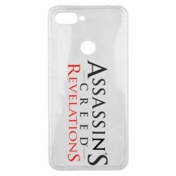 Чехол для Xiaomi Mi8 Lite Assassin's Creed Revelations