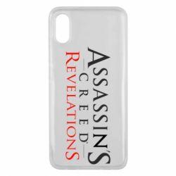 Чехол для Xiaomi Mi8 Pro Assassin's Creed Revelations