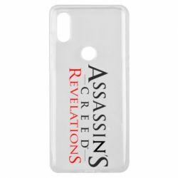Чехол для Xiaomi Mi Mix 3 Assassin's Creed Revelations