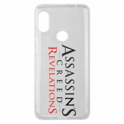 Чехол для Xiaomi Redmi Note 6 Pro Assassin's Creed Revelations - FatLine