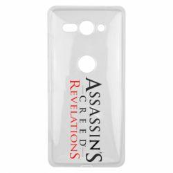 Чехол для Sony Xperia XZ2 Compact Assassin's Creed Revelations - FatLine