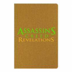 Блокнот А5 Assassin's Creed Revelations