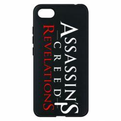 Чехол для Xiaomi Redmi 6A Assassin's Creed Revelations - FatLine