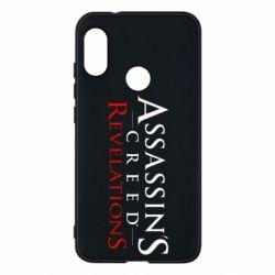 Чехол для Mi A2 Lite Assassin's Creed Revelations - FatLine