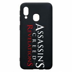 Чохол для Samsung A40 Assassin's Creed Revelations