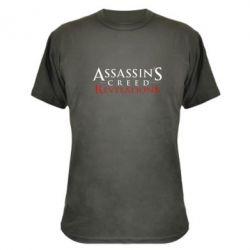 Камуфляжная футболка Assassin's Creed Revelations - FatLine