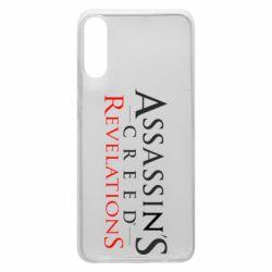 Чохол для Samsung A70 Assassin's Creed Revelations