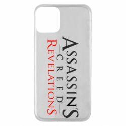 Чохол для iPhone 11 Assassin's Creed Revelations