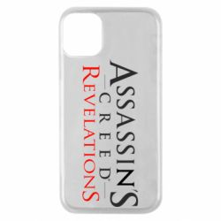 Чохол для iPhone 11 Pro Assassin's Creed Revelations