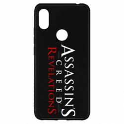 Чехол для Xiaomi Redmi S2 Assassin's Creed Revelations