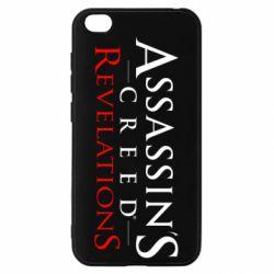 Чехол для Xiaomi Redmi Go Assassin's Creed Revelations