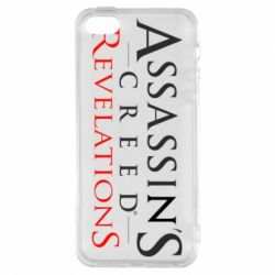 Чохол для iphone 5/5S/SE Assassin's Creed Revelations
