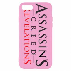 Чохол для iPhone 7 Assassin's Creed Revelations