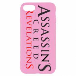 Чохол для iPhone 8 Assassin's Creed Revelations