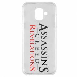 Чохол для Samsung A6 2018 Assassin's Creed Revelations