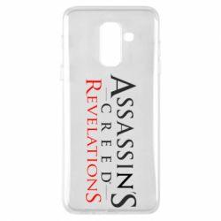 Купить Чехол для Samsung A6+ 2018 Assassin's Creed Revelations, FatLine