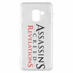 Чохол для Samsung A8 2018 Assassin's Creed Revelations