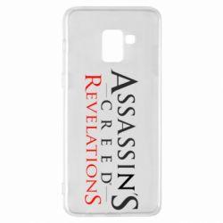 Чохол для Samsung A8+ 2018 Assassin's Creed Revelations