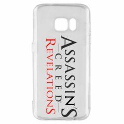 Чохол для Samsung S7 Assassin's Creed Revelations