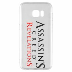 Чохол для Samsung S7 EDGE Assassin's Creed Revelations