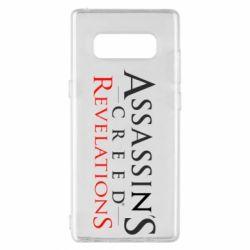 Чохол для Samsung Note 8 Assassin's Creed Revelations