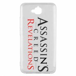 Чехол для Huawei Y6 Pro Assassin's Creed Revelations - FatLine