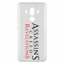 Чехол для Huawei Mate 10 Pro Assassin's Creed Revelations - FatLine