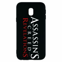 Чохол для Samsung J3 2017 Assassin's Creed Revelations