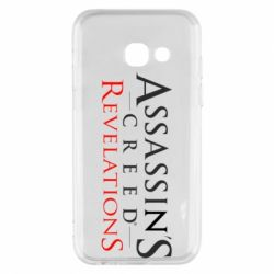 Чохол для Samsung A3 2017 Assassin's Creed Revelations